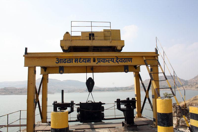 Adhala Dam Deothan Akole